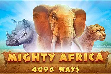 Mighty africa: 4096 ways