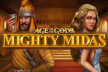 Age of the gods: mighty midas