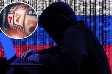 Hacker rusos de tragaperras